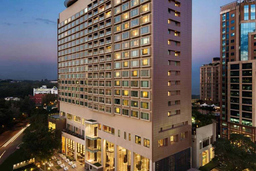 JW Marriott Hotel Bangalore – 5 Star